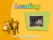 A Very Large Explosion Title