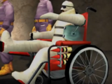 Mechanized Wheelchair