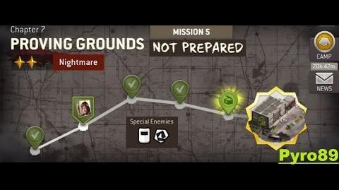 The Walking Dead NML Chapter 7 - Mission 5 (Nightmare mode)