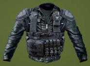 Assault reinforced enforcer suit