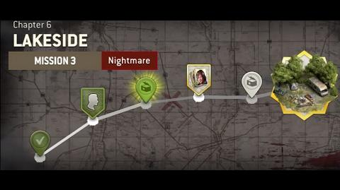 The Walking Dead NML Chapter 6 - Mission 3 (Nightmare mode)