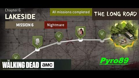 The Walking Dead NML Chapter 6 - Mission 6 (Nightmare mode)