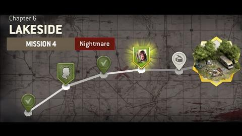 The Walking Dead NML Chapter 6 - Mission 4 (Nightmare mode)
