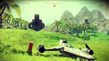 No Man's Sky - 'I've Seen Things' Gameplay Trailer
