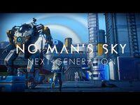No Man's Sky Next Generation Trailer