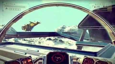 No Man's Sky Galaxy gameplay trailer-0