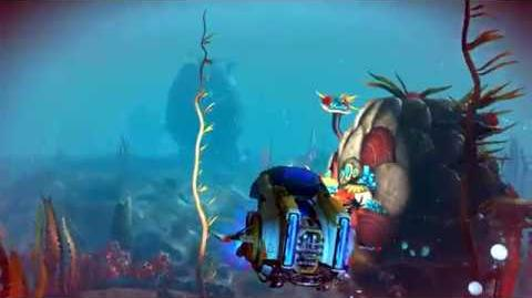 No Man's Sky - The Abyss Launch Trailer PEGI