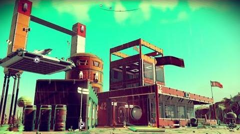 No Man's Sky Foundation Update (version 1