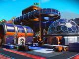 惑星基地関連ミッション