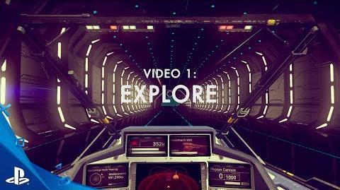 No Man's Sky - EXPLORE Trailer PS4