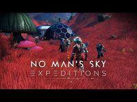 No Man's Sky Expeditions Trailer