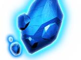 Cristal gelé