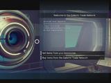Galactic Trade Network
