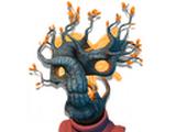 Itération : visage d'Hélios