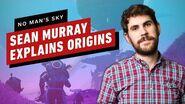 Sean Murray Explains No Man's Sky Origins