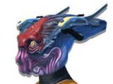Itération : visage d'Hypérion