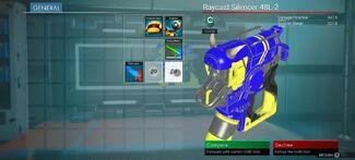 Raycast Silencer 48L-2