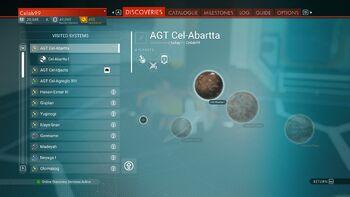 AGT Cel-Abartta