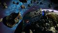 The Noctuan Enforcement Fleet