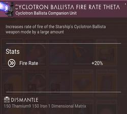 Dismantle ship cyclotron ballista fire rate theta.png
