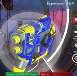 Experiment S6-V