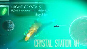 Crystal Station AH