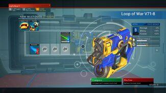 Loop of War V71-8