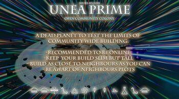 Unea City Colony