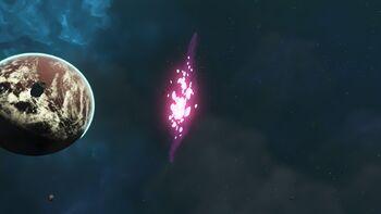 Condensed Stellar Ice