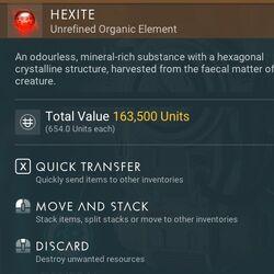 Hexite