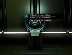 Remembrance Terminal
