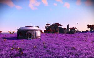 Habitable Base