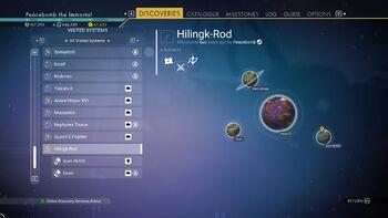 Hilingk-Rod