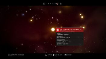 ESS-K-1F0 Southern Star (Pathfinder)