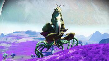 Rey-Escorpión Viar