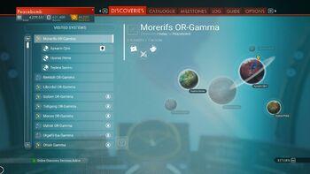 Morerifs OR-Gamma