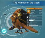 The Nemesis of the Moon