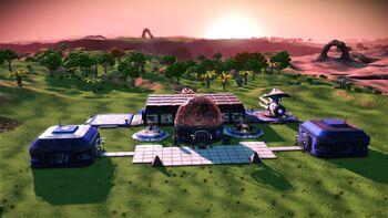 Dark Fusion Base II