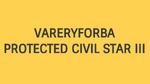 Vareryforba Civil Star III