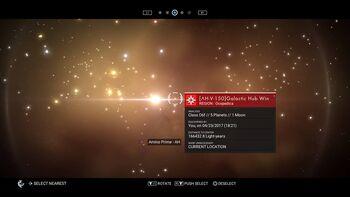 AH-V-150 Galactic Hub Winter Embassy - AH