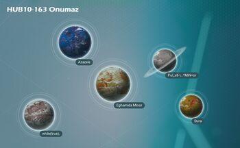 HUB10-163 Onumaz