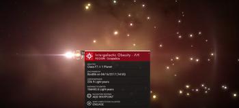 Intergalactic Obesity - AH