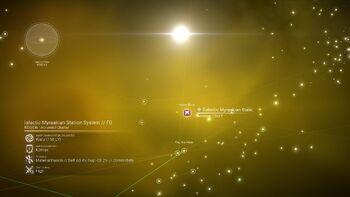 Galactic Myraakian Station