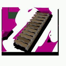 Wooden Half Ramp