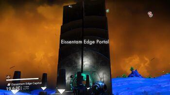 Eissentam Edge Portal