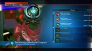 Korvax Multi-Tool Technology Merchant Choryach