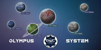 G.S.C - Olympus