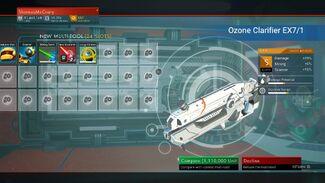 Ozone Clarifier EX7/1
