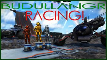 Budullangr Exocraft Racing