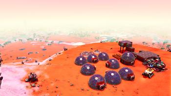 Sebron Outpost